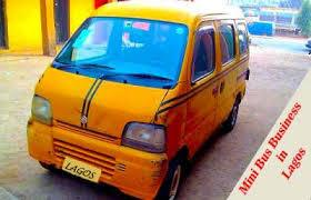 mini bus business in Lagos