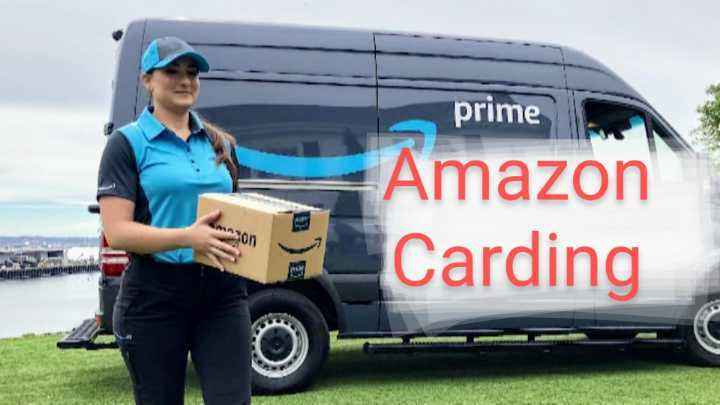 Amazon carding method