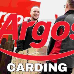 Argos carding method