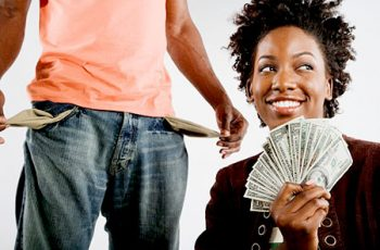 How to Ask Your Boyfriend for Money